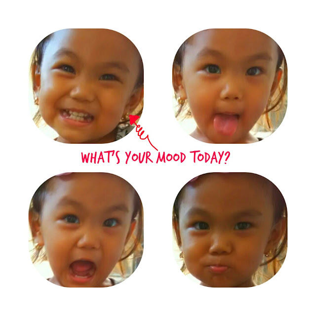 Mood-O-Meter To Manage Toddler Tantrums