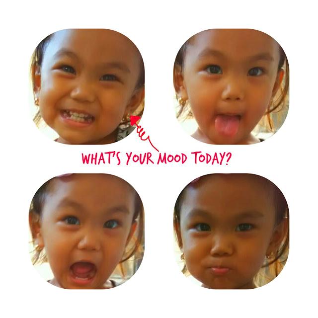 Mood-O-Meter To Manage Toddler Tantrums