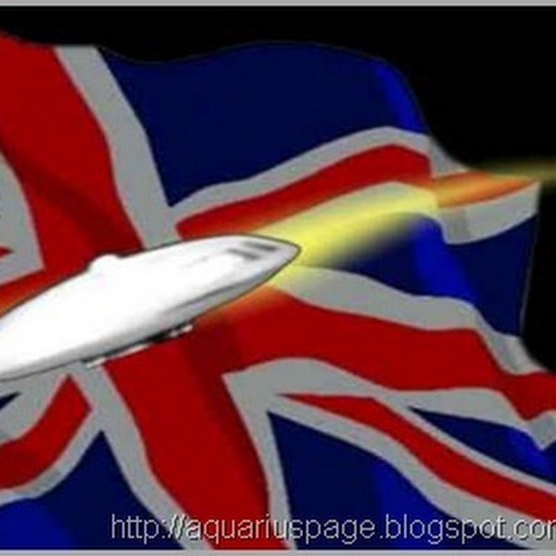 Grã-Bretanha divulga Arquivos Secretos oficiais sobre Óvnis