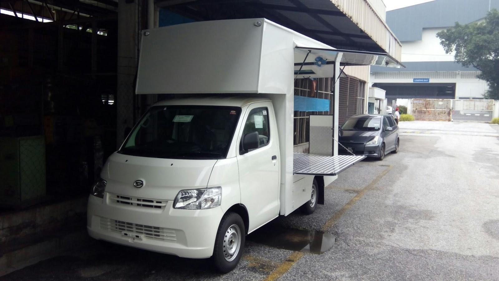 Malaysia New lorry & truck & Van Daihatsu Granmax Mobile ...
