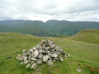 Swinscar Pike Summit