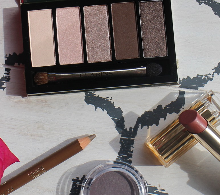 Five No Fail Palettes For: Clarins Autumn 2015 Makeup Collection