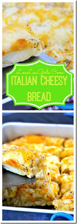 Italian-Cheesy-Bread-Recipe