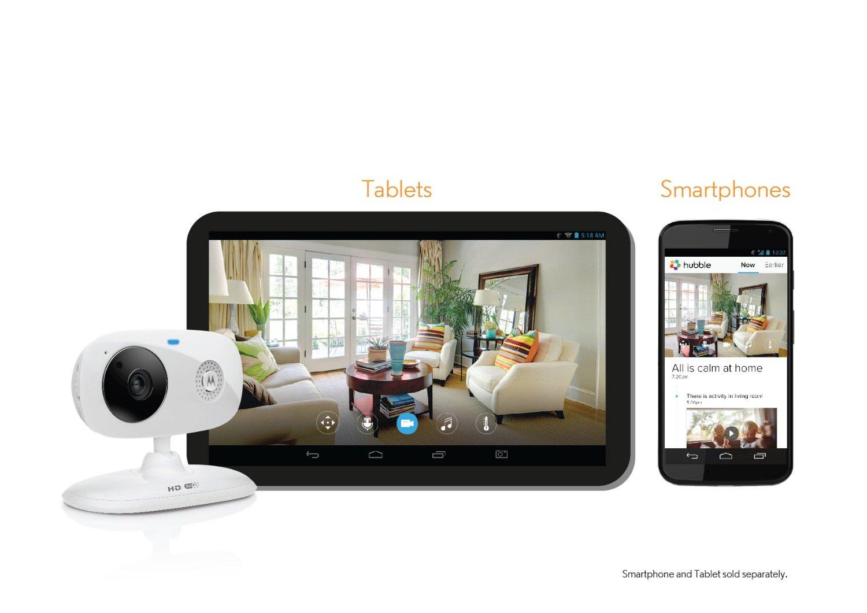 Motorola focus66 videocamera di sorveglianza wi fi 1 45 82 80 motorola