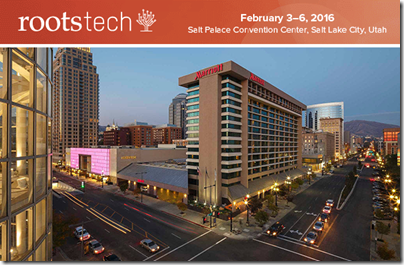 Book your RootsTech hotel soon