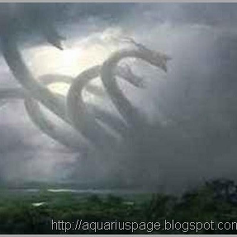 Profecias Prevêem a Volta de Titãs e Criatura Mutantes antes do Fim