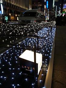 ギンザ・イルミネーション2012【ヒカリミチ】