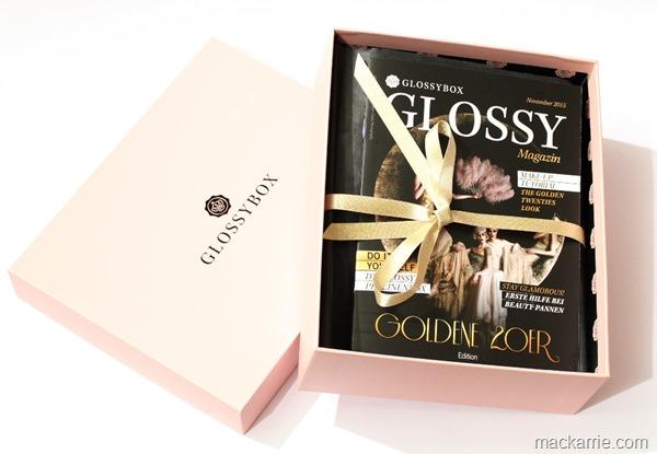 GlossyboxNovember2015Goldene20er