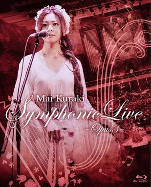 [MUSIC VIDEO] 倉木麻衣 – Mai Kuraki Symphonic Live -Opus 3- (BDRIP)