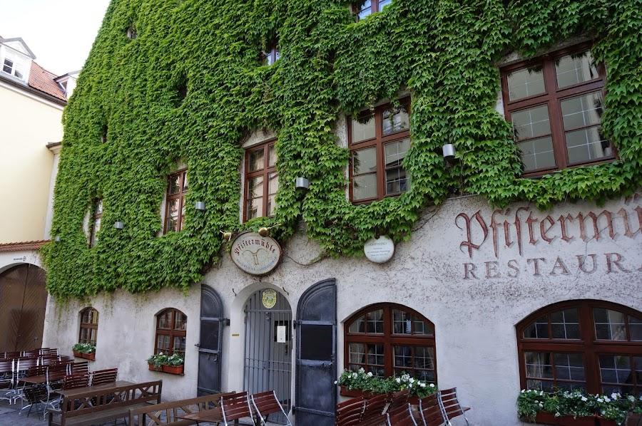 Ресторан в Мюнхене
