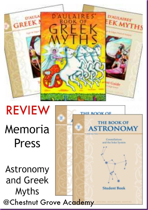 Memoria Press Review