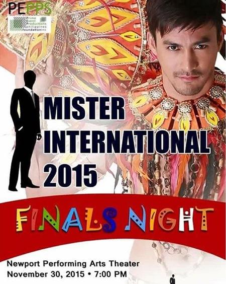 Mister International 2015