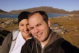 Self-Portrait II -- Qaqortoq, Greenland
