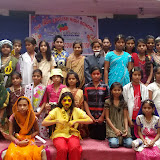 Fancy Dress Competition @ Santosh Nagar Girls Campus