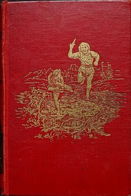 Cover of Andrew Lang's Book The Red Fairy Book