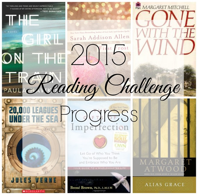 Book ideas and reviews for 2015 reading