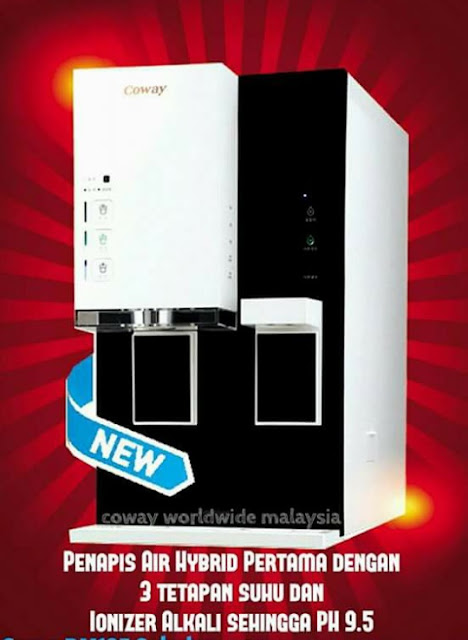 Penapis Air Coway Coway Water Filter Purifier Anda