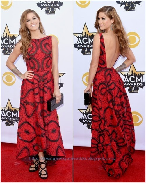 Cassadee Pope - 50th Academy Of Country Music Awards