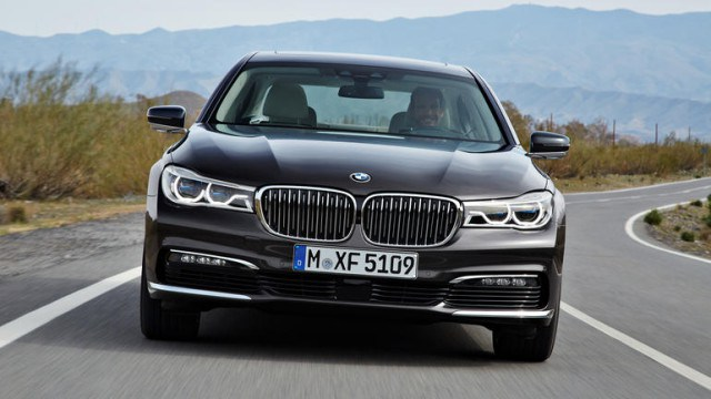 2017 BMW 7 Series Release Date Review Car Price Concept