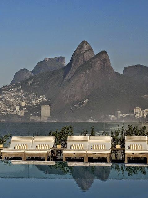 Fasano Hotel  , Rio de Janeiro  , Brazil - カバー