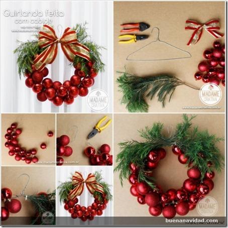 adornos navidad manualidades buenanavidad com (3)