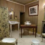 Salle de bain de la chambre d'honneur
