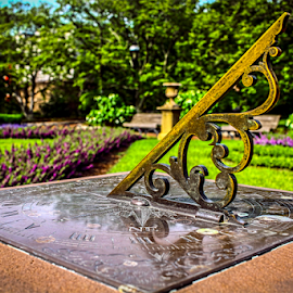 Sundial by John Forrant - Artistic Objects Other Objects