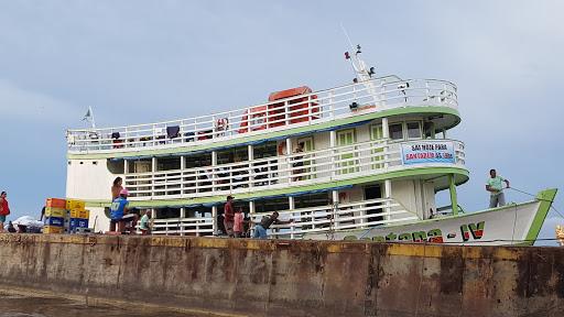 Porto de Embarque Lancha Tapajos, Av. Tapajós - Aldeia, Santarém - PA, 68005-000, Brasil, Transportes, estado Para