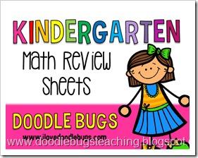 kindergartenmathreview