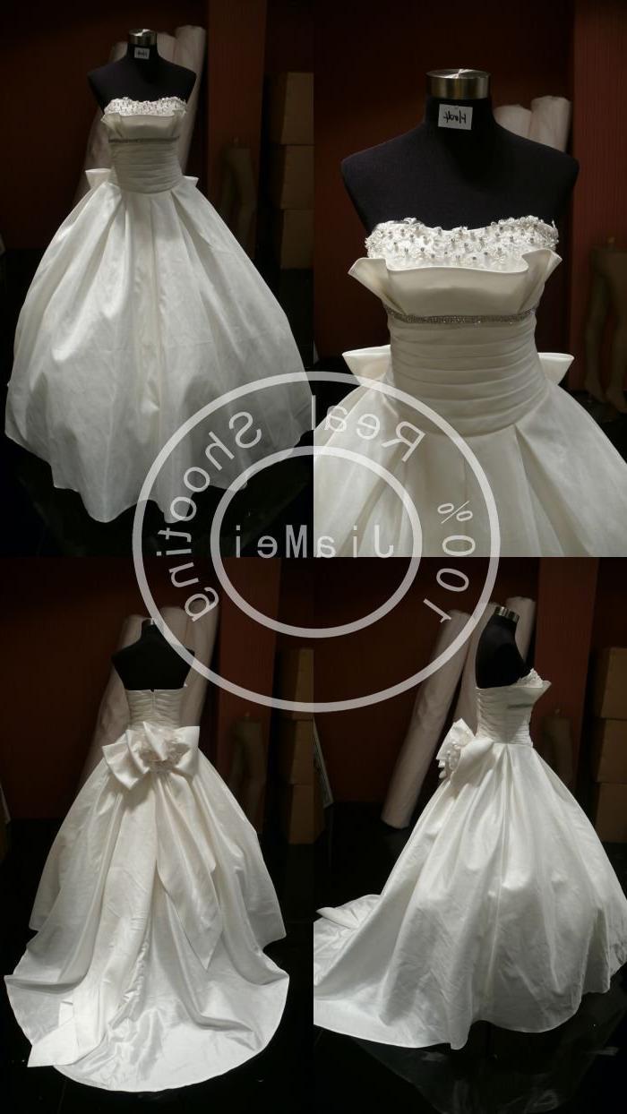 Japan style Wedding dress lace