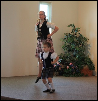 Highland Hopscotch