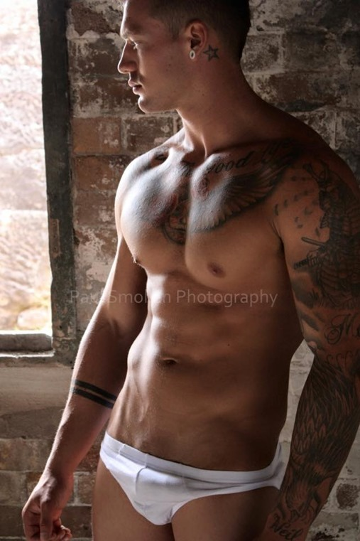 Sexy Guy by Paul Smollen Photography