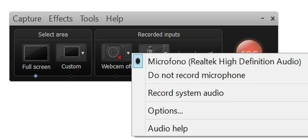 registrare-microfono