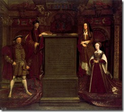 Hans Holbein - el Joven - 29a Mural at Whitehall
