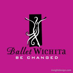 Ballet Wichita Logo