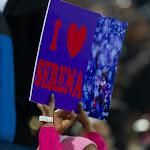 Adorable Little Serena Fan