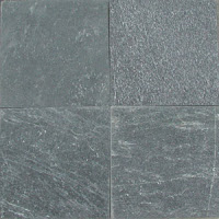 12x12 Black Diamond Quartzite Honed Tiles