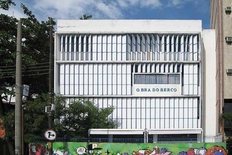A Obra do Berco - Oscar Niemeyer