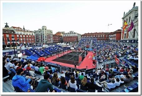 LA PLAZA MAYOR Resultados de Octavos de final. Ya estamos en cuartos. WPT Open Valladolid 2015.