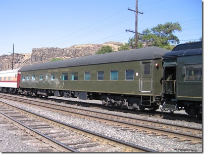 IMG_7782 New York Central Business Car #3 'Portland' in Wishram, Washington on July 3, 2009