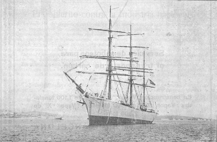 Bilbao. Ca. 1920. La barca ARMANDO en sus pruebas de motores. De la revista Marina Mercante. Año 1920.tif