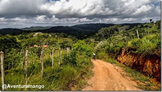 Ladeiras em uma região muito bonita - Bananeiras-PB
