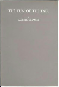 Cover of Aleister Crowley's Book The Fun of the Fair