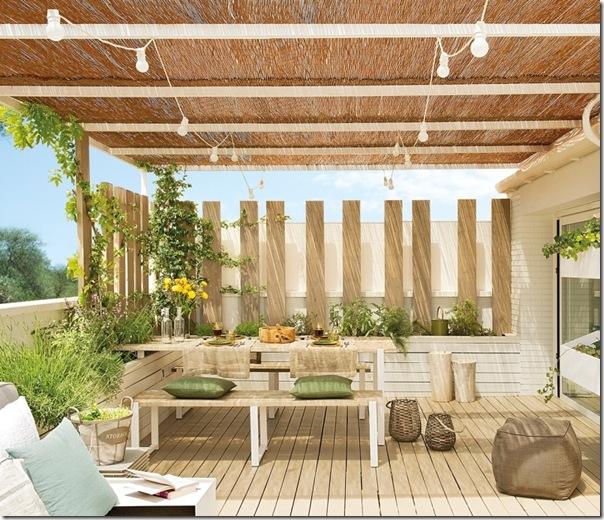 5 idee per arredare terrazzi e balconi case e interni - Arredare balconi e terrazzi ...