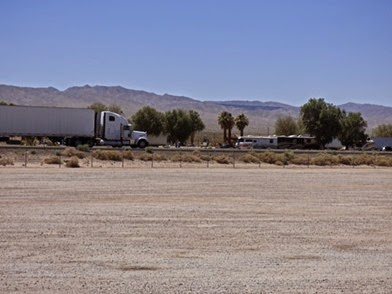 Barstow Rest Area 2015