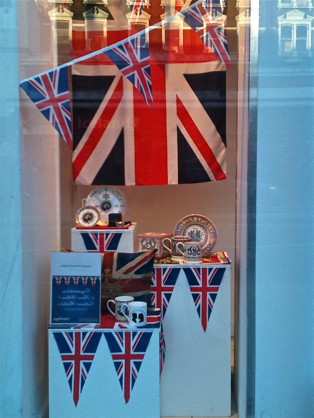 some Royal wedding souvenirs