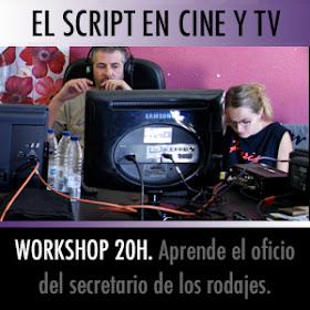 Curso de Verano el Script en el Cine