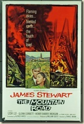 The Mountain Road  poster
