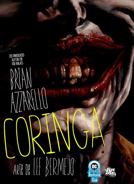 Coringa de Brian Azzarello