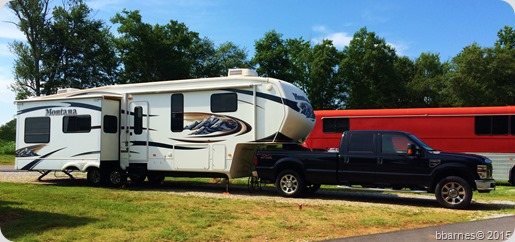 Country Boys RV Park site 54 Madison GA 06272015